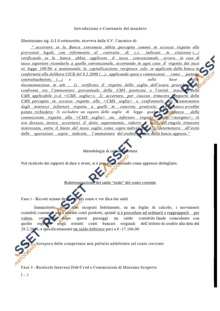 opposizione decreto ingiuntivo banca